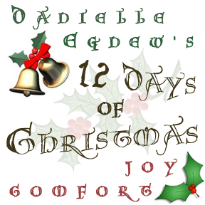 Danielle Egnew's 12 Days of Christmas